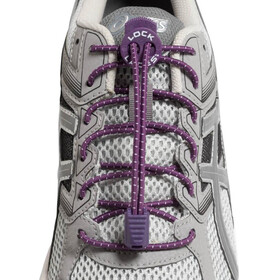 Lock Laces Run Laces Purple